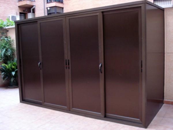 Montilla decoracion carpinter a de aluminio usera madrid - Perfiles de aluminio para armarios ...